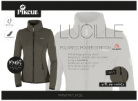 LUCILLE JACKET - top functionality by Pikeur